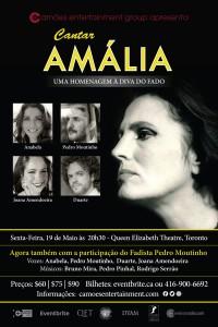 Cantar Amália Poster