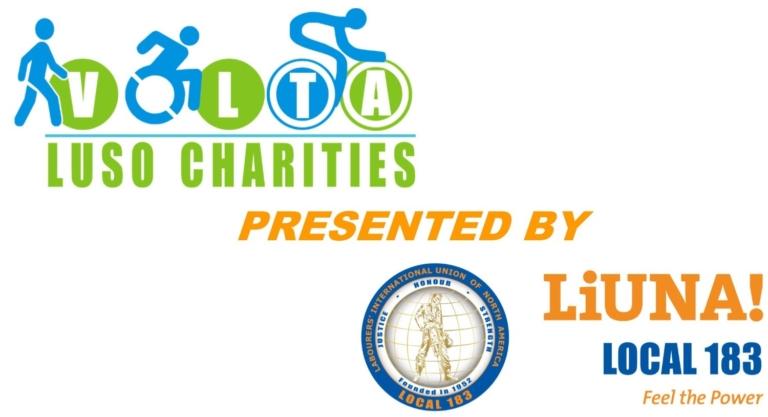 Volta Luso charities logo
