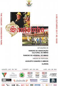 Santoinho-Poster