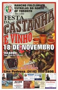 Festa da Castanha e Vinho