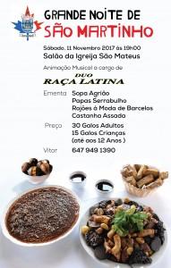 Barcelos São Martinho Poster