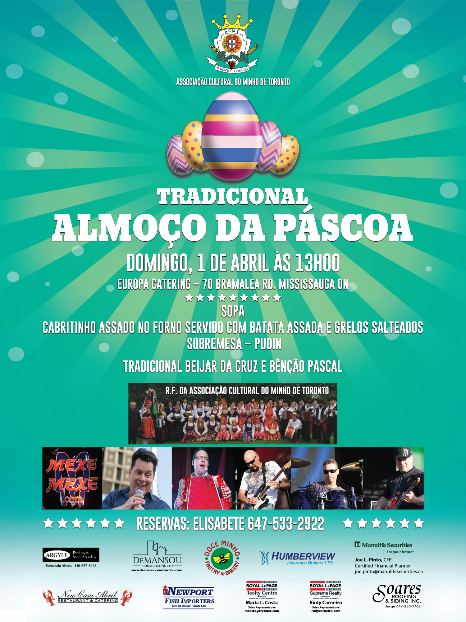 ACMT Pascoa poster
