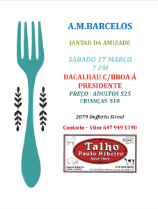 Barcelos poster