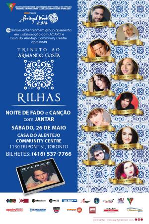 PW2018 Noite de Fado – Rilhas Tribute