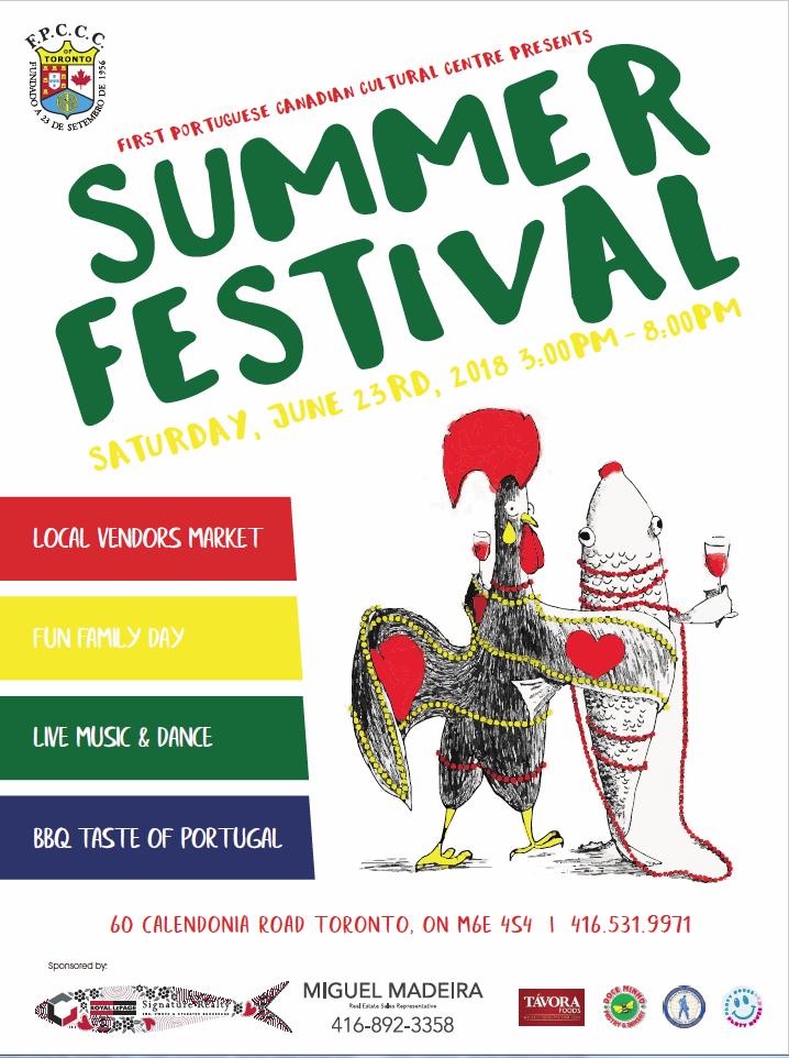 FPCCC Summer Festival 2018