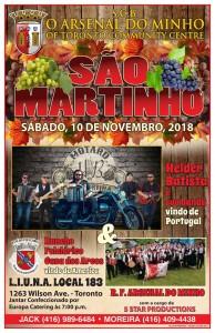 Festa de S. Martinho 2018