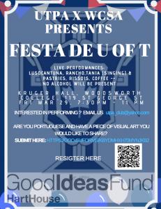 UTPA poster
